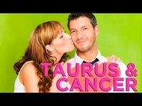 Measure Love Of Taurus Woman And Cancer Man