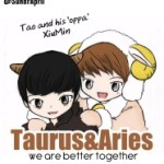 Taurus Man In Love With Aries Woman