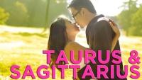 Taurus Man In Love With Sagittarius Woman